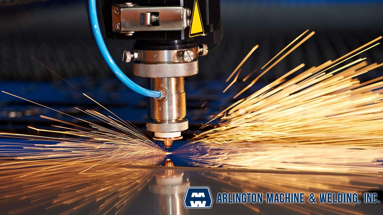 Welding - Arlington Machine & Welding Inc